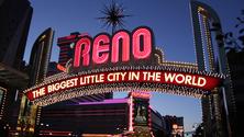 Reno Arch, Reno, Nevada, United States