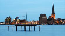 Rostock Riverfront, Rostock, Germany