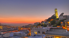 Coit Tower, San Francisco, California, United States