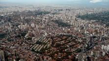 Aerial Shot, Sao Paulo, Brazil