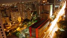 Avenida Paulista, Sao Paulo, Brazil