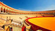 Bull Arena, Seville, Spain