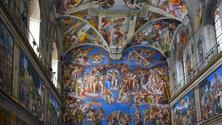 Sistine Chapel, Vatican City, Vatican City