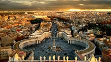 St. Peter's Square (Piazza San Pietro), Vatican City, Vatican City